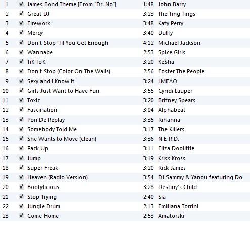 march-4-playlist