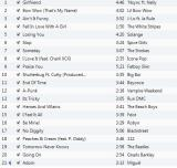 DJ Jam Master J-essica's March 16 playlist!